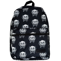 MOTORHEAD Allover Print Back Pack リュック