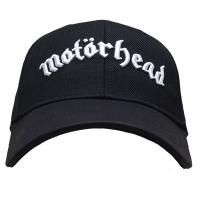 MOTORHEAD Logo スナップバッグキャップ