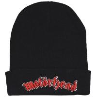 MOTORHEAD Classic Logo ニット帽