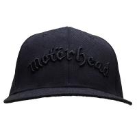 MOTORHEAD Logo & War Pig スナップバッグキャップ