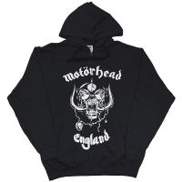MOTORHEAD England ZIP フード パーカー