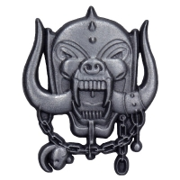 MOTORHEAD War Pig Metal ピンバッジ
