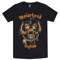 MOTORHEAD Mustard Pig Tシャツ