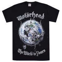 MOTORHEAD The World Is Yours Tシャツ