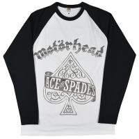 MOTORHEAD Ace Of Spades ラグラン ロングスリーブ Tシャツ