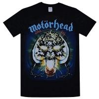 MOTORHEAD Overkill Tシャツ BLACK