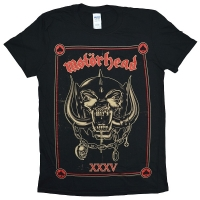 MOTORHEAD Anniversary Propaganda Tシャツ