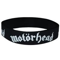 MOTORHEAD Logo ラバー リストバンド