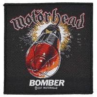 MOTORHEAD Bomber Patch ワッペン