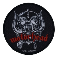 MOTORHEAD War Pig Patch ワッペン 2