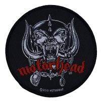 MOTORHEAD War Pig ワッペン 2