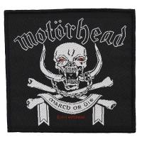 MOTORHEAD March Or Die ワッペン