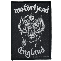 MOTORHEAD England Patch ワッペン