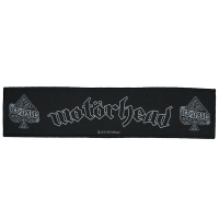 MOTORHEAD Ace Of Spades Patch ワッペン