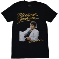 B品 MICHAEL JACKSON Thriller White Suit Tシャツ