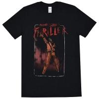 MICHAEL JACKSON Thriller Tシャツ
