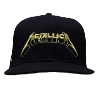 METALLICA And Justice For All Glow スナップバックキャップ