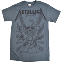 METALLICA Pushead Boris Tシャツ