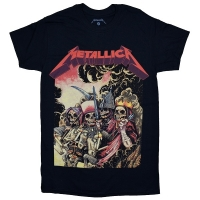METALLICA Four Horseman Tシャツ