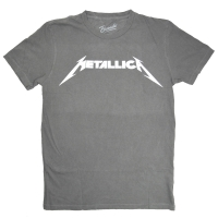 METALLICA Classic Logo Tシャツ