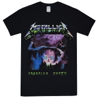 METALLICA Creeping Death Tシャツ