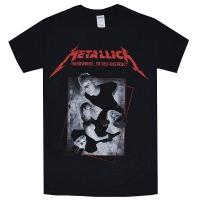 METALLICA Hardwired Band Concrete Tシャツ