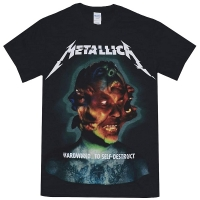 METALLICA Hardwired Tシャツ