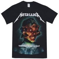 METALLICA Hardwired Tシャツ