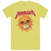 METALLICA Fire Sun Tシャツ