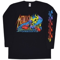METALLICA S&M2 20th Anniversary ロングスリーブ Tシャツ