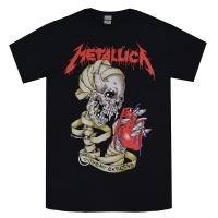 METALLICA Heart Explosive Tシャツ