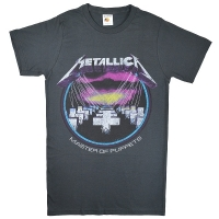 METALLICA Master Of Puppets Vintage Tシャツ