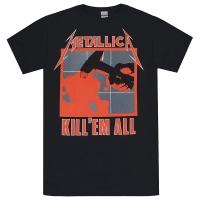 METALLICA メタリカ Kill' Em All Tシャツ