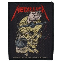 METALLICA Harvester Of Sorrow Patch ワッペン