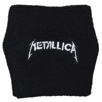 METALLICA Logo リストバンド