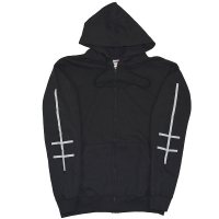 MARILYN MANSON Cross ZIP フード パーカー
