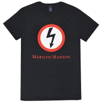 MARILYN MANSON Classic Bolt Tシャツ