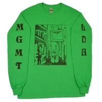 MGMT Little Dark Age ロングスリーブ Tシャツ