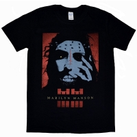 MARILYN MANSON Rebel Tシャツ