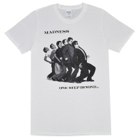 MADNESS One Step Beyond Tシャツ WHITE