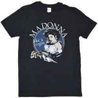 MADONNA Like a Virgin Tシャツ