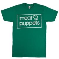 MEAT PUPPETS Heart Logo Tシャツ