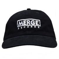 MERGE RECORDS Logo ベースボールキャップ