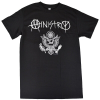 MINISTRY Great Seal Tシャツ