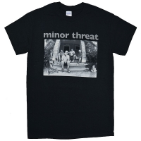 MINOR THREAT Salad Days Tシャツ