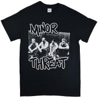 MINOR THREAT Xerox Tシャツ