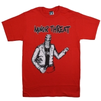 MINOR THREAT Bottled Violence Tシャツ