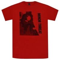 MINOR THREAT Filler Tシャツ