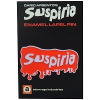 SUSPIRIA Logo ピンバッジ