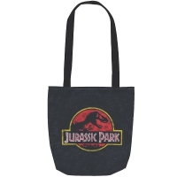 JURASSIC PARK Classic Logo トートバッグ